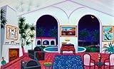 Fanch Ledan - Interior with Salvador Dali