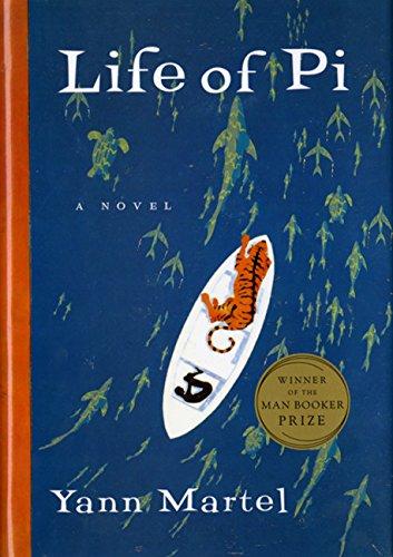 Life of Pi ISBN-13 9780151008117