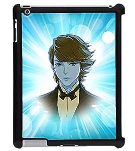 Printvisa 2D Printed Designer back case cover for Apple ipad 3- D4554