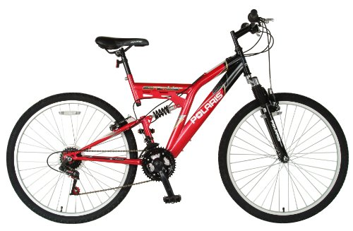 Polaris Scrambler Men's Mountain Bike (26-Inch Wheels)
