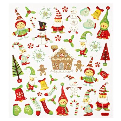 hobby design sticker weihnachten iv winter aufkleber. Black Bedroom Furniture Sets. Home Design Ideas