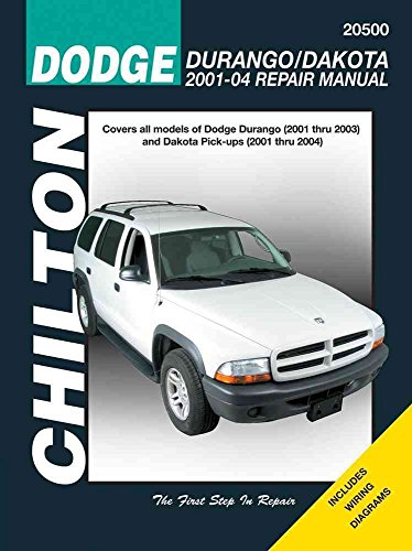 dodge-drango-dakota-automotive-repair-manual-01-04-by-jay-storer-published-may-2010
