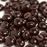 Ghirardelli Dark Chocolate Covered Espresso Coffee Beans (1 Pound Bag)