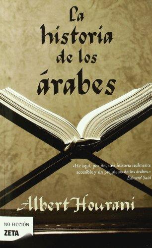 LA HISTORIA DE LOS ARABES (BEST SELLER ZETA BOLSILLO)