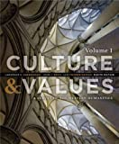 img - for Culture and Values: A Survey of the Western Humanities, Volume 1 book / textbook / text book