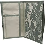 US Army Leader Notebook Cover in ACU Digital Camouflage