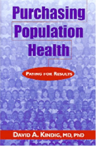 Purchasing Population Health: Paying for Results
