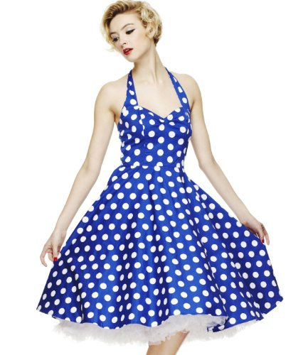 Hell Bunny Mariam 50s Dress - M