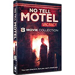 No Tell Motel - 8 Films Ready to Check-In + Digital