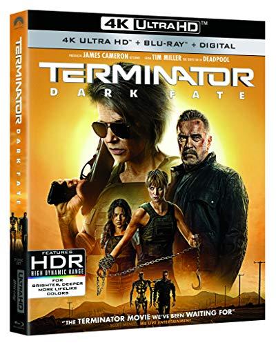 4K Blu-ray : Terminator: Dark Fate (2 Discos)