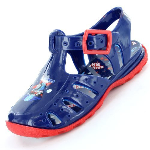 Thomas and Friends Childrens Jelly Sandals
