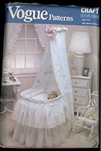Patterns Gallery   BASSINET SKIRT PATTERNS