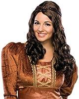 Rubie's Costume Renaissance Wig with Auburn Highlights