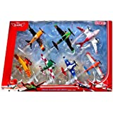 Disney Planes Wings Around the Globe Racing 7-Pack