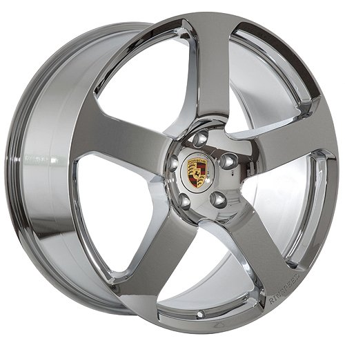 22 Inch Porsche Wheels Rims Chrome (set of 4)