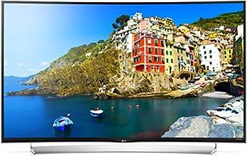 LG 65UG8709 164 cm (65 Zoll) Curved Fernseher (Ultra HD, Triple Tuner, 3D, Smart TV)