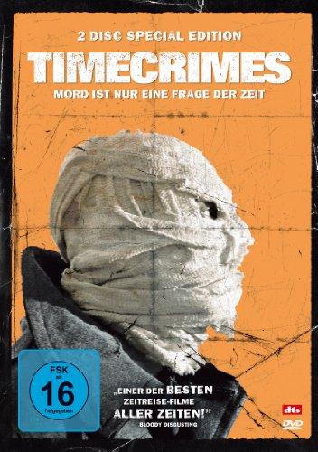 Timecrimes - Mord ist nur eine Frage der Zeit [Special Edition] [2 DVDs]