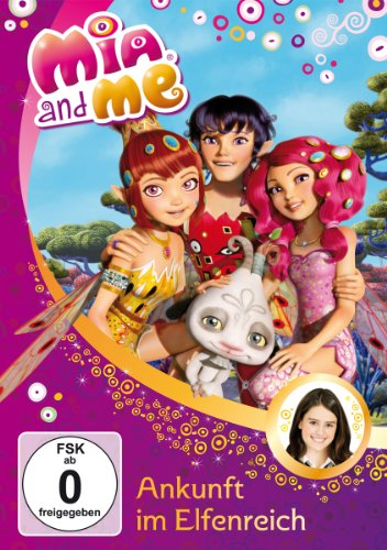 Mia and me - Ankunft im Elfenreich (Vol 1)