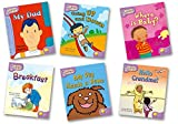 Monica Hughes Oxford Reading Tree: Level 1+: Snapdragons: Pack (6 books, 1 of each title)