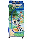 Disney Wonder Club Mickey Mouse Multipurpose Folding Cupboard