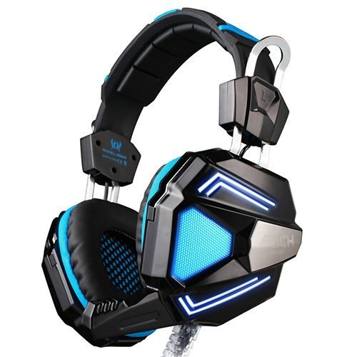 Kotion Each G5200 7.1 Channel USB Over Ear Gaming Headset (For PC)