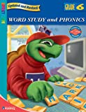 Spectrum Word Study and Phonics: Grade 6 (Spectrum)