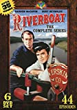 Riverboat: The Complete Series - 44 Episodes!