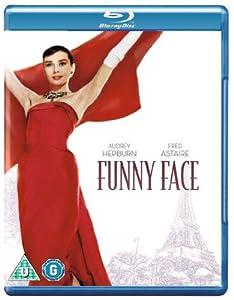 Funny Face [Blu-ray] [1957] [Region Free]