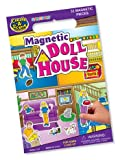 Create-A-Scene Magnetic Playset: Doll House; no. SME7107