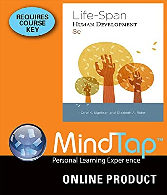 MindTap Psychology Online Courseware to Accompany Sigelman/Rider's Life-Span Human Development, 8th Edition, [Instant Access], 1 term (6 months)