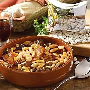 Amazon.com : La Tierrinara Vaquierra Asturian Fabada Beans (1.1 lb/0.5