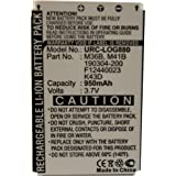 Ultralast URC-LOG880 Replacement Battery for Harmony 880 Remote
