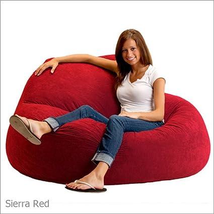 Love seat Comfort Research Chillum Comfort Suede Loveseat