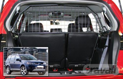 TRAVALL TDG1118 - Hundegitter Trenngitter Gepäckgitter