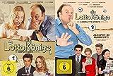 Die Lottokönige - Staffel 1 & 2 (4 DVDs)