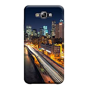 iCover Premium Printed Mobile Back Case Cover With Full protection For Samsung E5 (Designer Case)