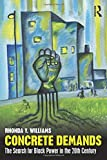 Concrete Demands: The Search for Black Power in the 20th Century (American Social and Political Movements of the Twentieth Cen)