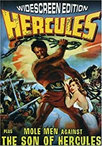 Hercules/Mole Men Against the Son of Hercules