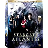 Stargate Atlantis: Season 3 (Bilingual)by DVD