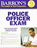 img - for Barron's Police Officer Exam, 9th Edition book / textbook / text book
