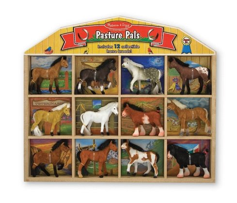 Pasture Pals by Melissa & Doug - Buy Pasture Pals by Melissa & Doug - Purchase Pasture Pals by Melissa & Doug (Melissa & Doug, Toys & Games,Categories)