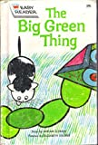 BIG GREEN THING, THE, Wonder Books Easy Reader
