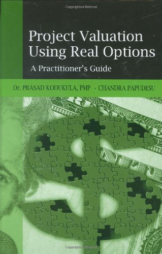 Project Valuation Using Real Options