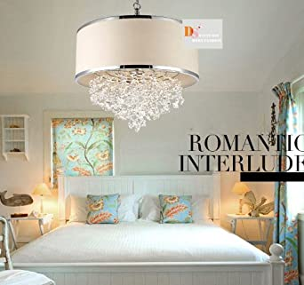 Modern chandelier crystal ceiling lamps gorgeous lighting - Inexpensive chandeliers for bedroom ...