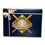 Gift Basket Drop Shipping Take Em To The Ballpark Baseball Gift Pack