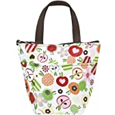 Small Thermal Tote - Apple Blossom