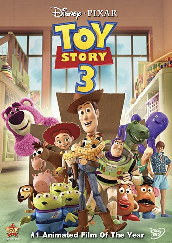 Third Time's a Charm: Toy Story 3
