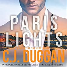 Paris Lights: A Heart of the City Romance Audiobook by C. J. Duggan Narrated by Edwina Wren