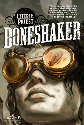 Cherie Priests Hugo-Nominated Sci-Fi Novel 'Boneshaker' is becoming a Movie