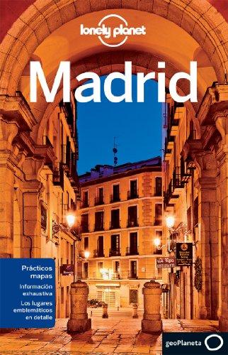 Madrid 5 (Guías de Ciudad Lonely Planet)